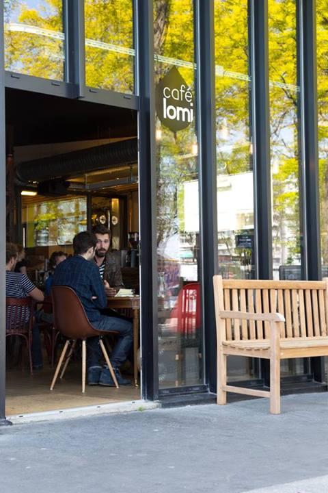 Spots to Visit in Paris, France: Café Lomi, 75018 – The Burnt Cream Blog