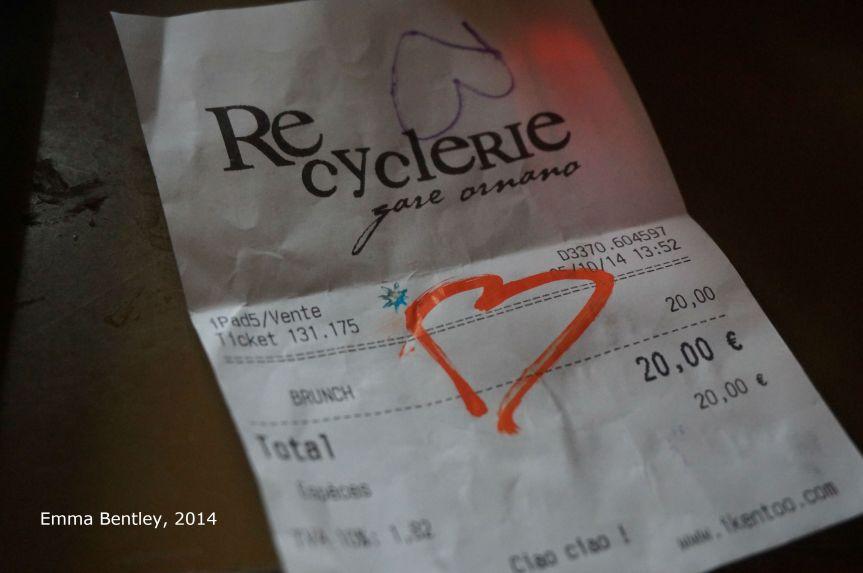 La Recyclerie, 75018
